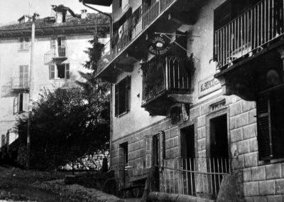 l'albergo nel 1920
