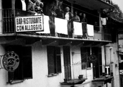 al balcone, 1960