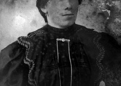 Peraldo Eusebiot Glodina, fine 1800 - 1942