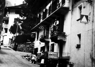 Rosa Bianca fine 1940 - 50