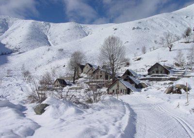 Alpe Artignaga, Bocchetto Sessera