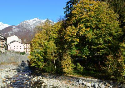 Rosazza, torrente Cervo