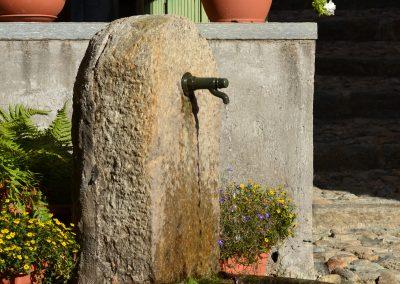 Montesinaro, fontana