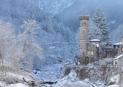 Rosazza, castello falsomedioevale