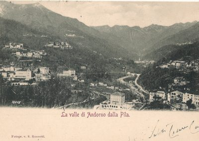 Panorama dell'Alta Valle