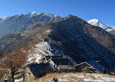il rifugio della Madonna della Neve